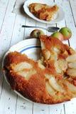 Jabłczany kulebiak, tarta Obraz Stock