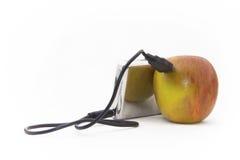 jabłczany networking Fotografia Royalty Free