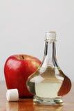 jabłczany ocet Zdjęcia Stock