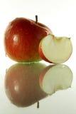 jabłczany plasterek Obraz Stock