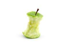 jabłczany sedno Zdjęcie Royalty Free