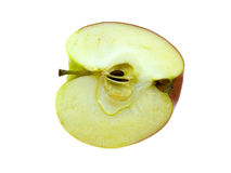 jabłczany segment Obraz Royalty Free