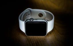 Jabłczany Smartwatch Obraz Royalty Free