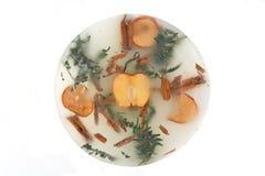 jabłczany sosnowy wosk Obrazy Royalty Free