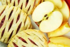 jabłczany tarta Obrazy Stock