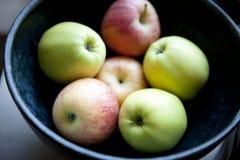Jabłka Obraz Royalty Free