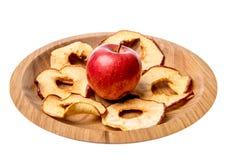jabłka, suszone Obraz Stock
