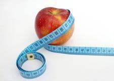 jabłko metr Zdjęcie Stock