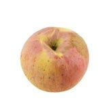 jabłko odizolowane Obrazy Stock