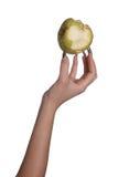 jabłko paznokcie Obrazy Royalty Free
