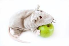 jabłko zabawka Zdjęcia Stock