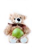 jabłko zabawka Obrazy Royalty Free