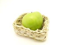 jabłko - zielony smakowity Obrazy Royalty Free