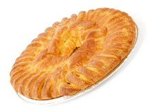 jabłkowe ciasto Fotografia Stock