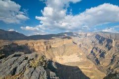 Jabal Shams Royalty Free Stock Image