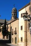 Jabalquinto palace, Baeza, Spain. Royalty Free Stock Photo