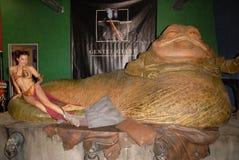 Jabba,艾丽西亚阿尔登 免版税图库摄影
