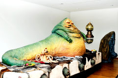 Jabba Royalty Free Stock Image