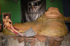 Jabba,Alicia Arden Royalty Free Stock Photography