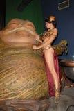 Jabba, de Eigenschappen Stock Foto's