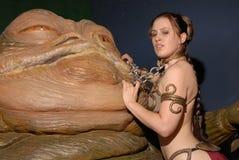 Jabba, Shae Royalty-vrije Stock Afbeeldingen