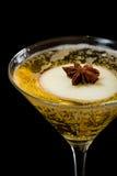 Jabłczany Martini Zdjęcia Stock