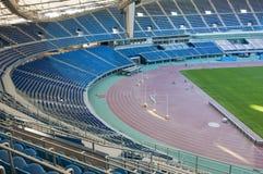 Jaber stadion Royaltyfri Foto