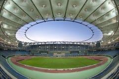 Jaber stadion Royaltyfri Fotografi