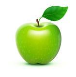 jabłko - zieleń Zdjęcia Royalty Free