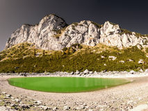 Jablan Lake - Durmitor National Park Stock Photos
