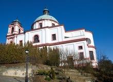 Jablonne v Podjestedi, Czech republic Stock Photography
