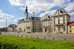 Jablonowski pałac w Warszawa, Polska Zdjęcie Royalty Free