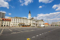 Jablonowski Palace in Warsaw in Poland Royalty Free Stock Image