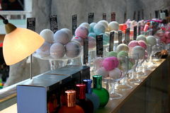 Jabones del Aromatherapy Foto de archivo libre de regalías