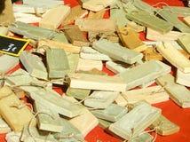 Jabones naturales Imagen de archivo libre de regalías