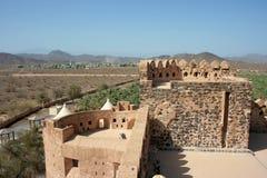 Jabreen castle Stock Image