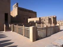 Jabreen Castle. In Bahla, Oman Royalty Free Stock Photo