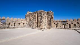 Jabreen. Castle, Oman, Arabic Peninsula Royalty Free Stock Photo