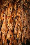 Jabugo cellar Stock Image