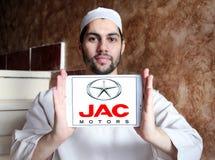 JAC Motors logo Stock Image