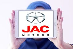 JAC Motors logo Stock Photography