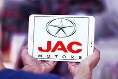 JAC Motors logo Stock Photo
