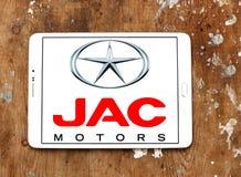 JAC Motors logo Royalty Free Stock Photo