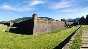 Jaca Citadel. Royalty Free Stock Image