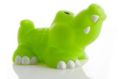 Jacaré do brinquedo Imagens de Stock Royalty Free