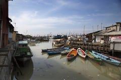 Jacarta Indonisia Arkivfoto
