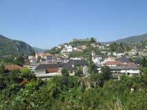 Jace - la Bosnia e l'Erzegovina Immagini Stock Libere da Diritti
