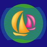 jachtów Zdjęcie Royalty Free