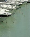 jachtów Zdjęcie Stock