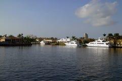 jachtów Zdjęcia Stock